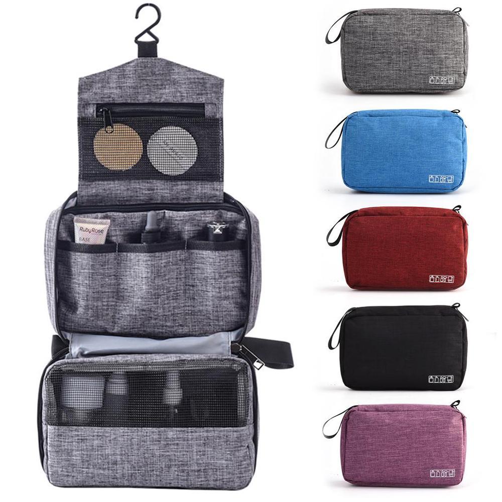 Подвесная дорожная косметичка для мужчин и женщин мужская сумка