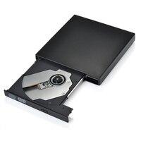 Usb 2.0 외장형 CD RW 버너 드라이브 DVD R 콤보 플레이어 드라이브 슈퍼 드라이브 데이터 케이블  apple mac 용 전원 케이블 macbook air pro  광학 드라이브    -