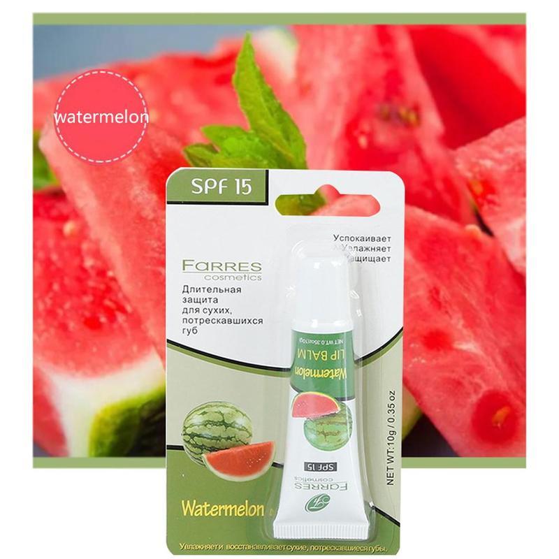 Fruit Extract Serum Lip Care Liquid Lip Balm Gel Moisturizing Exfoliating Anti-cracking Lip Oil Lip Tint Protect Lip Make Up