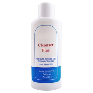 Cleanser Plus Liquid Surface Sticky Layer Residue UV Gel Polish Excess Remover Nail Art Acrylic Clean Degreaser for Nail