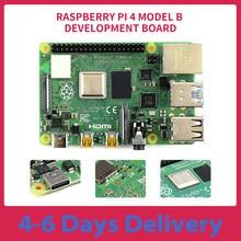 Raspberry Pi 4 Model B płyta rozwojowa rozszerzenie płyta główna ARM Cortex-A72 czterordzeniowy procesor 2.4G i 5G WIFI 4GB płyta demonstracyjna pamięci
