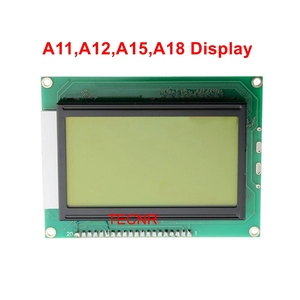 Image 2 - RichAuto A11 A12 A15 A18 DSP CNC controller parts key film button shell and display