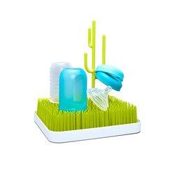 1 Pcs Groen Gras Aanrecht Baby Fles Droogrek Baby Tepel Opslag En Drainage Rack