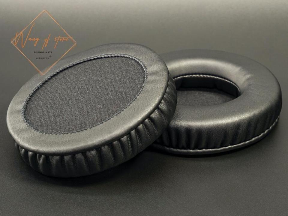 Soft Leather Ear Pads Foam Cushion For Fostex T20RP T20RP-MK3 T40RP-MK3 Headsets