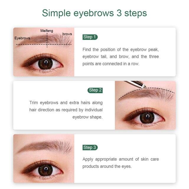Mini Eyebrow Trimmer Epilators Lipstick Brows Pen Hair Remover Epilator Shaver Razor Instant Painless Eyebrow Razor Epilator 4