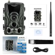 Охотничья камера hc801lte 4g инфракрасная для слежения за животными