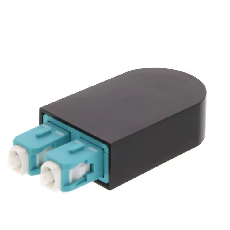 SC UPC Fiber Optic Loopback Adapter OM3