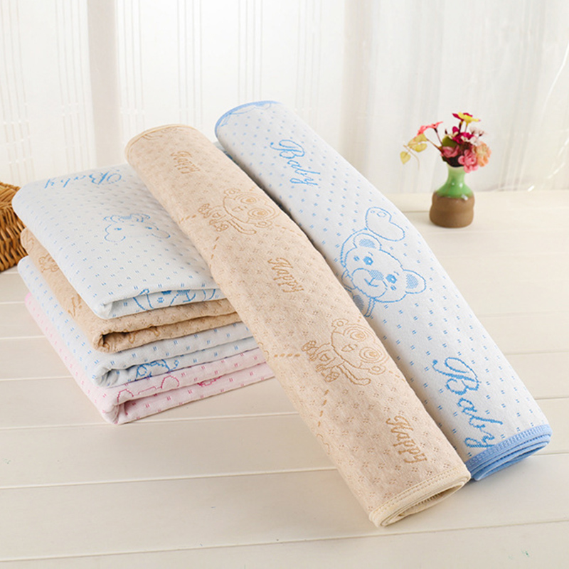 Foldable Reusable Infant Baby Changing Mat Pad Washable Waterproof Cushion Mat