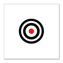 Golf Target Cloth Swing Hitting 1.5X1.5 Meter Stroke Practice Driving Range Goods Pitch