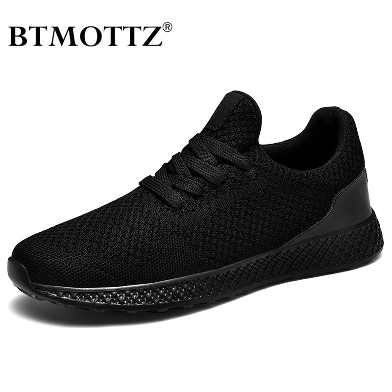 Mesh Sneakers Men Casual Shoes Lac-up Men Shoes Tenis Lightweight Comfortable Breathable Walking Mens Trainers Zapatillas Hombre