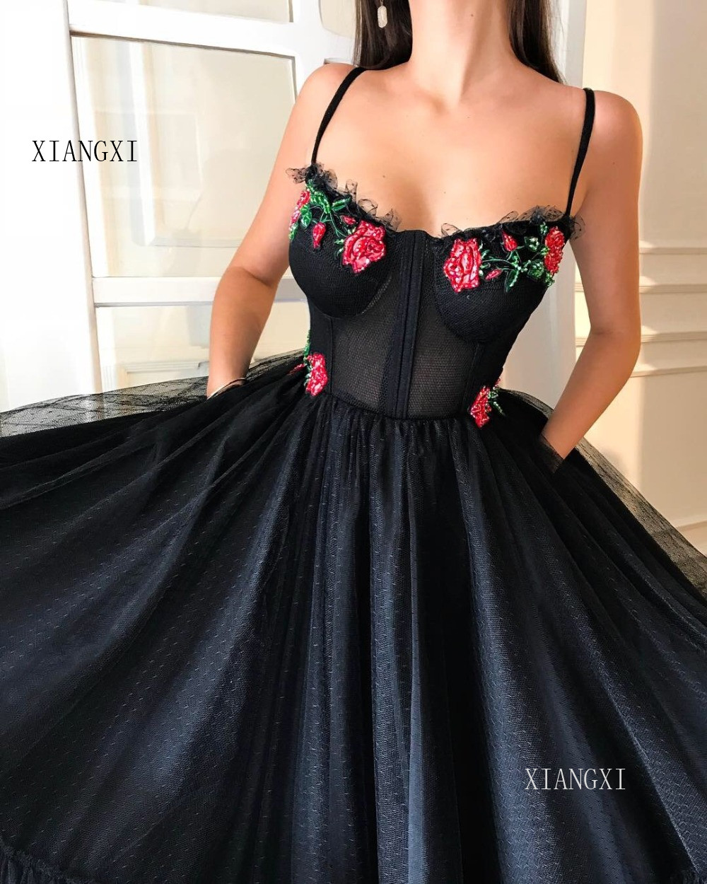 Muslim Evening Dresses 2019 Ball Gown Sweetheart Flowers Lace Islamic Dubai Saudi Arabic Long Formal Evening Gown Prom Dresses