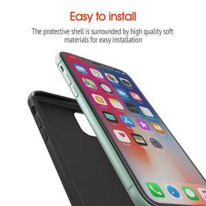 Image 3 - Soporte de teléfono para bicicleta con adaptador de montaje rápido, funda con Clip para cinturón de coche para iphone 11 pro XsMax 8 Plus 7 6 6s 5s SE