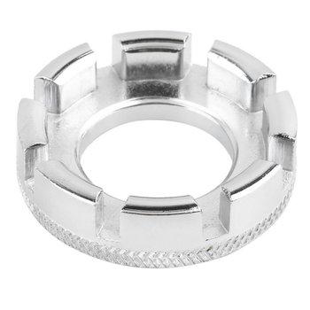 цена на Portable Bike 8 Way Spoke Nipple Key Wheel Rim Spanner Cycling Wrench Bicycle Repair Tool Adjustable Spanner