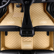 Floor-Mat-Accessories Custom Car Ls-Series Lexus LS460 LS350 LS500LS430 Ls600h Multi-Color-Options
