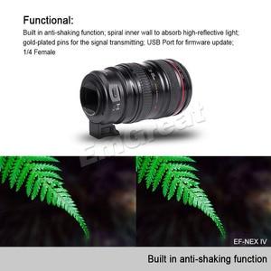 Image 5 - Viltrox EF NEX IV otomatik odaklama Lens adaptörü Canon EOS EF için EF S Lens Sony e mount NEX tam çerçeve A9 AII7 a7RII A7SII A6500 A6300