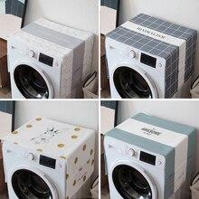 Водонепроницаемая стиральная машина пальто с сумкой для хранения кухонные аксессуары для стиральных машин пылезащитный чехол для холодильника пылезащитный