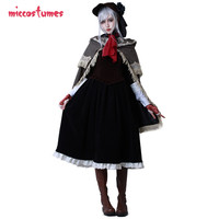Doll Cosplay Woman Halloween Costume With Hat