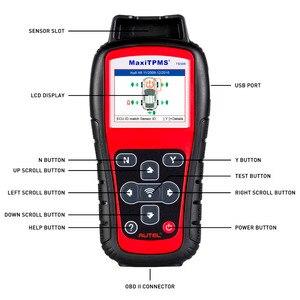 Image 5 - Autel MaxiTPMS TS501 TPMS خدمة OBD2 الماسح الضوئي سيارة التشخيص أداة السيارات سيارة ماسحة التشخيص OBDII قانون القارئ