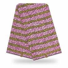 Африканский вышитая хлопок ткань модный голландский воск Африканский голландский Pagne