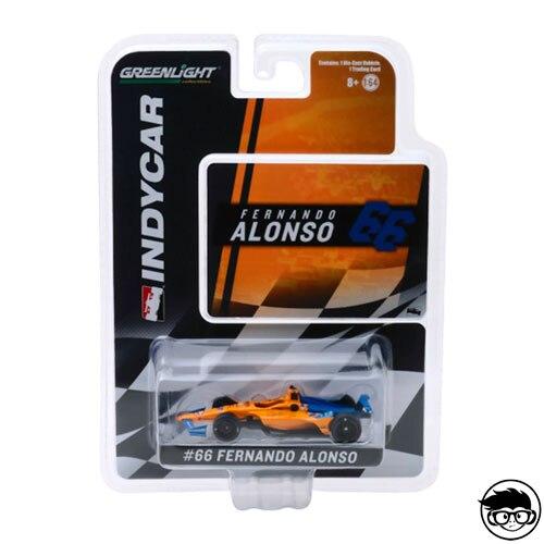 Greenlight Fernando Alonso #66 Indycar 2019