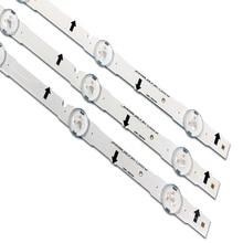 LED Backlight strip 7 Lamp For Samsung32TV 2014SVS32HD D4GE-320DC0-R3 CY-HH032AGLV2H UW32h4000 LM41-00041L UE32H4000 UE32H4500 650mm led backlight lamp strip 7leds for samsung 32 inch tv 2014svs32hd d4ge 320dc0 r3 cy hh032aglv2h bn41 02169a bn96 30445a