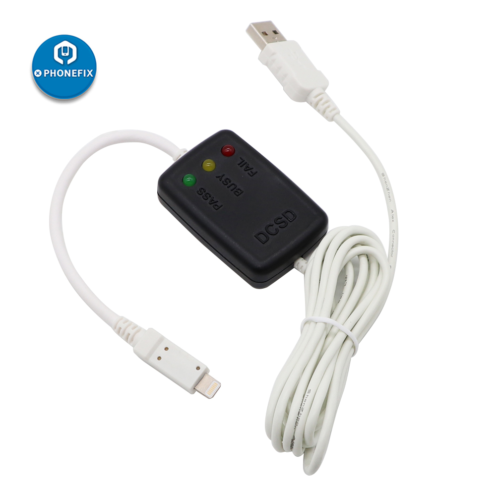 DCSD Cable For IPhone/iPad/iPod Engineering & Exploit DCSD USB Cable For WL 64Bit Mijing HDD Test Fixture Engineering Cable