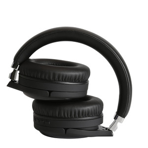 Image 3 - ANC سماعات بلوتوث نشط إلغاء الضوضاء سماعات رأس لاسلكية قابلة للطي ايفي عميق باس سماعات مع ميكروفون للموسيقى هاتف الكمبيوتر