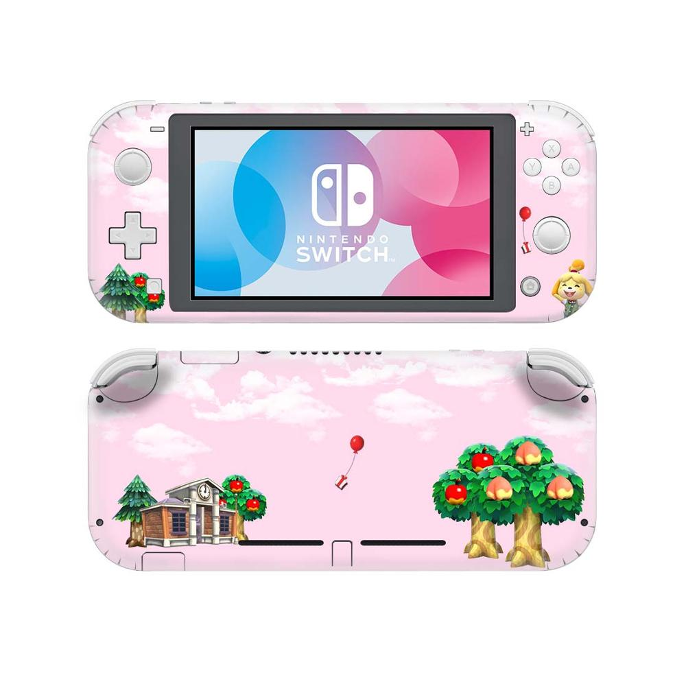 Animal Crossing NintendoSwitch Skin Sticker Decal Cover For Nintendo Switch Lite Protector Nintend Switch Lite Skins Stickers