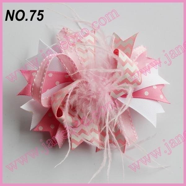 ; большие размеры 35-предмета бутик для девочек заколки для волос перо банты забавные, для волос луки ко Дню Святого Валентина с бантом