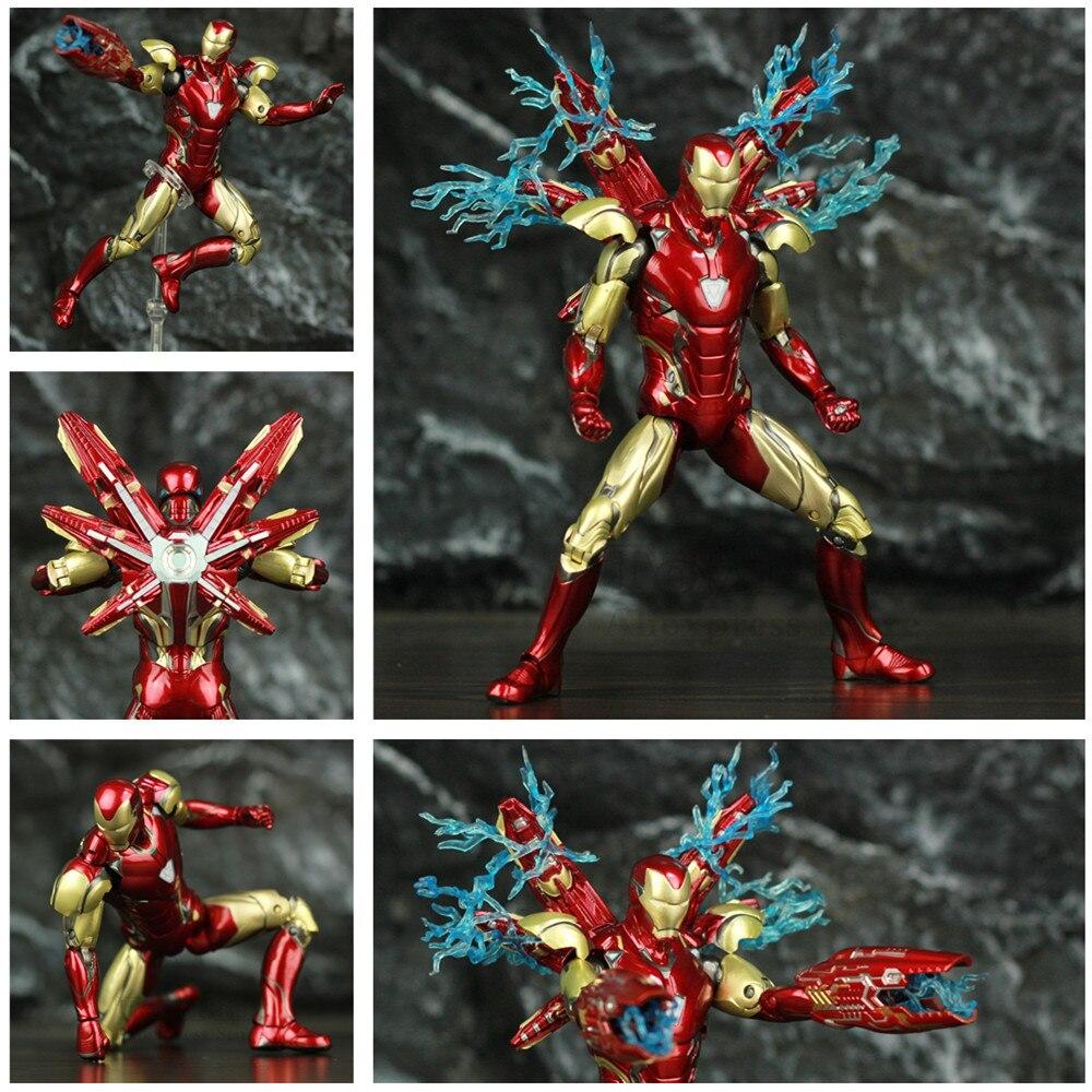 Marvel Avenger 4 Endgame Iron Man MK85 7