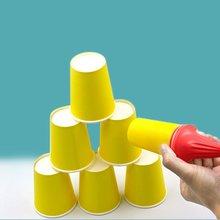 Наука Физика Экспериментальная Игрушка 4шт Сделай сам Воздух Пушка Развлечение Физика Игрушка Обучающий Подарок Для Детей Резина Цвет Воздушные шары