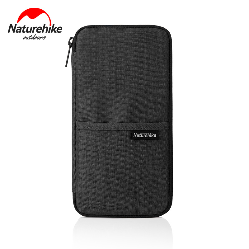 Naturehike Multi Function Outdoor Travel Wallet Bag For Cash, Passport, Card Credentials Bag