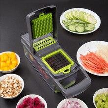 Vegetable Cutter Kitchen Accessories Mandoline Slicer Fruit Potato Peeler Carrot Cheese Grater
