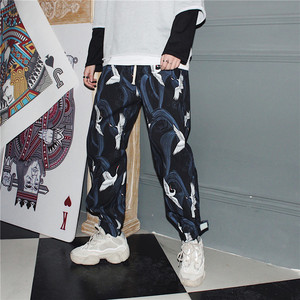 Fashion Streetwear Hip hop Joggers Pants