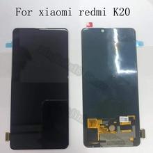 6.39 brand new AMOLED For xiaomi redmi K20 pro LCD Display digitizer Accessories replacement Mi 9 mi 9T Pro Repair kit