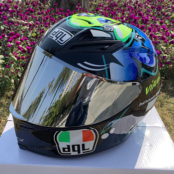 Motorcycle helmet men's car four seasons boutique motorcycle tail car winter helmet