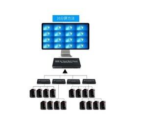 Image 5 - 1080P 4x1 HDMI רב הצופה HDMI Quad מסך רב בזמן אמת הצופה HDMI ספליטר חלקה switcher עם IR בקרה