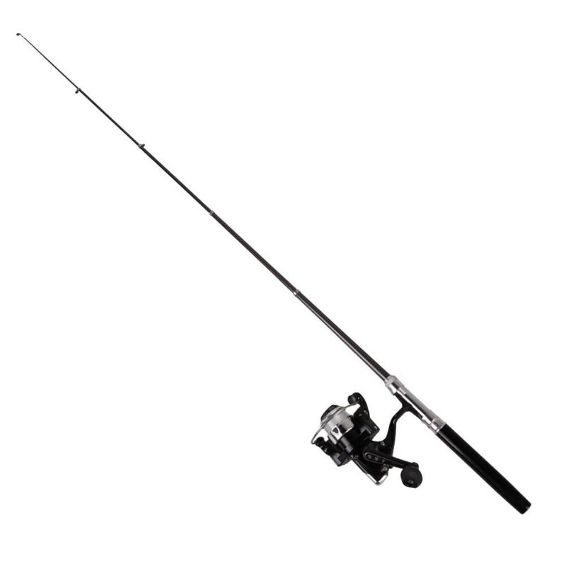Fishing-Rod Telescopic Pocket Pen-Shaped Spinning Mini Outdoor Reel title=