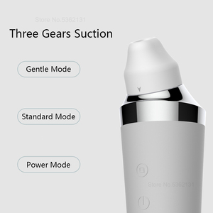 Image 4 - Youpin Electric Visual Acne Blackhead Remover Face Deep Nose Cleaner T Zone Pore Pimple Removal Vacuum Suction Beauty Skin Tool