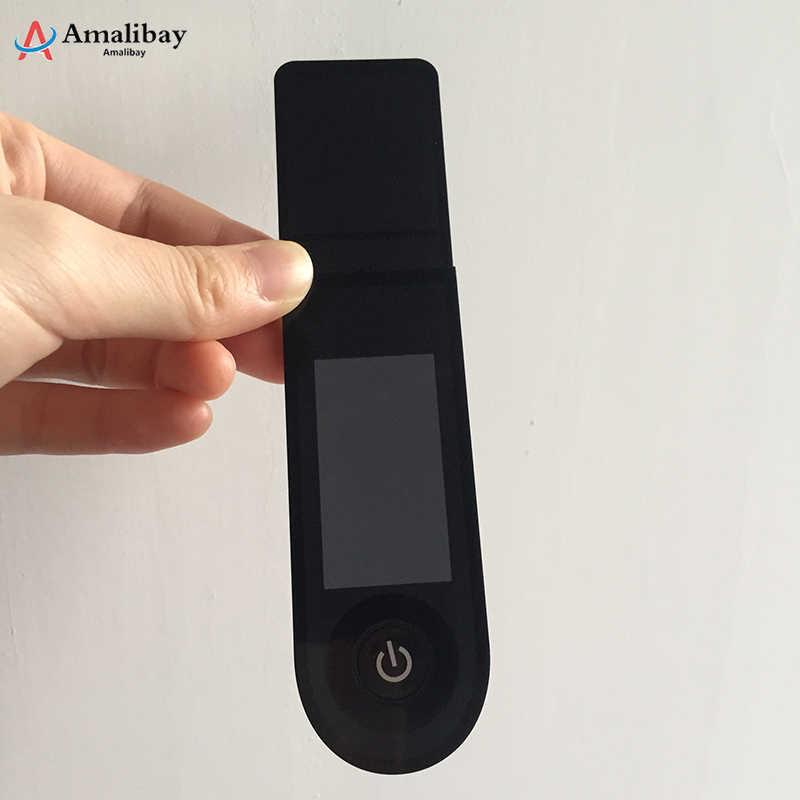 Dashboard Schutz Abdeckung Shell für Xiaomi Pro Transparent Platine Bildschirm Abdeckung mit Aufkleber für Xiaomi Pro Zubehör