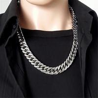 שרשרת גורמט קובני לגבר - 18inch-necklace