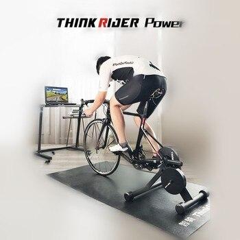 Thinkrider Power MTB Road Fahrrad Smart Bike Trainer Gebaut-in Power Meter Bike Trainer Plattform Indoor Cycling Plattform