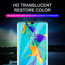 3PCS Tempered Full Cover Protective Glass on For Huawei P30 P40 Lite P20 Pro Screen Protector For Honor 10 9 Lite 20 Pro Glass