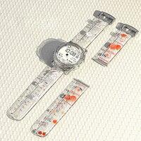 Cinturino cinturino 22mm per Huawei Watch 3 GT 2 Pro 2e / GT 1 46mm Smart Watch sostituzione cinturino trasparente per HONOR Watch GS