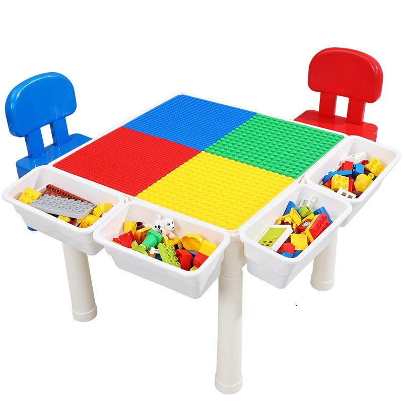 Baby Toddler Children Scrivania Tavolo Per Bambini De Plastico Game Kindergarten Mesa Infantil Kinder For Study Kids Table