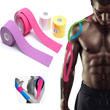 5cmx5m Muscle Tape Roll Strain Strap Sports Fitness Protection Adhesive Bandage