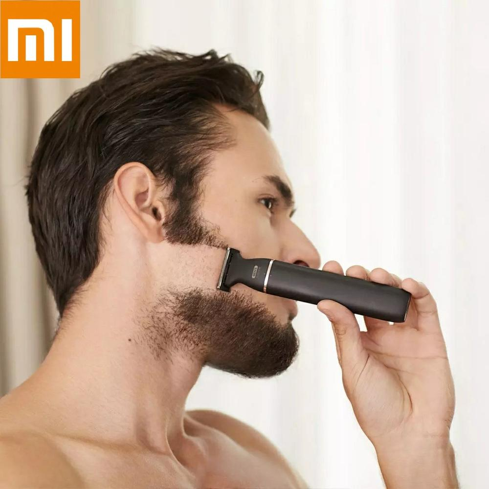 Xiaomi SOOCAS Electric Razor Small T-Blade SOOCAS Shaver ET2 Three-way Blade For Fast Shaving Dry And Wet Double Shaving