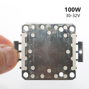 10W 20W 30W 50W 70W 100W Led chip for Integrated Spotlight 12v/36v DIY Projector Outdoor Flood Light Super bright Full power