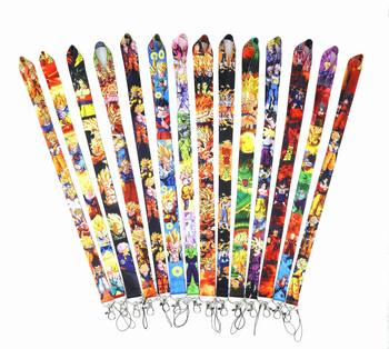 Wholesales 30 pieces/lot High Quality Cartoon Series Phone Strap Lovely Badge Holder Lanyard Key Neck Strap 1
