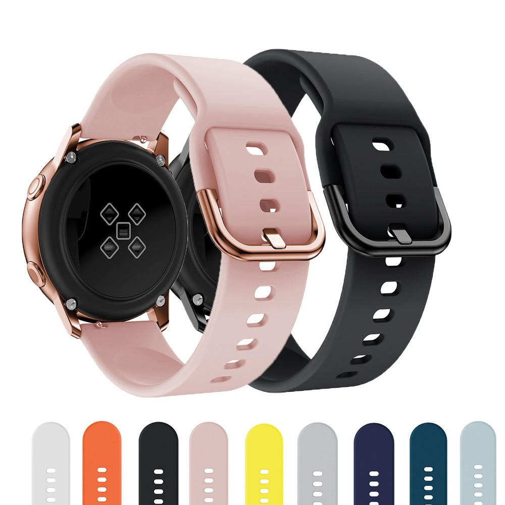 Silicone Watch Strap For Huawei Watch GT 2e GT2 46mm Replacement Bracelet Belt For Huawei Watch GT2E Smart Wristbands